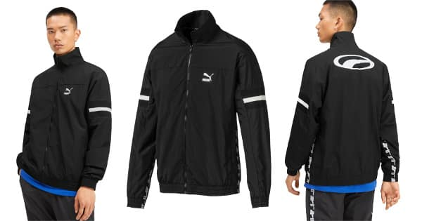 Chaqueta Puma XTG Woven barata, ropa de marca barata, ofertas en ropa deportiva chollo