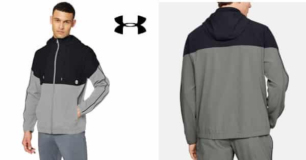 Chaqueta de entrenamiento Under Armour Athlete Recovery Woven barata, ropa deportiva barata, ofertas en ropa de marca, chollo