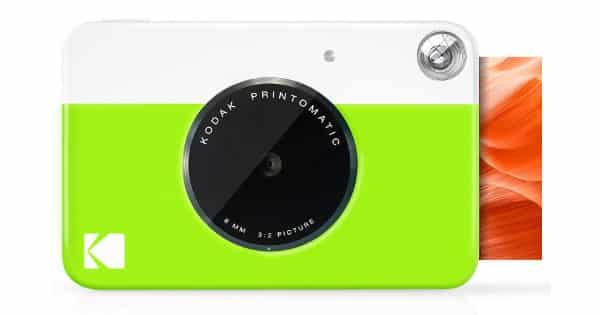 Cámara Kodak Printomatic barata, cámaras baratas, chollo