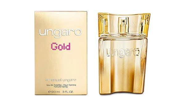 Colonia para mujer Ungaro Gold barata, colonias baratas, ofertas belleza, chollo