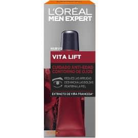 Contorno de ojos Vitalif de L'Oréal Paris Men Expert barato, cremas para hombre baratas, ofertas productos de belleza