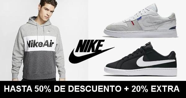 Descuento EXTRA ofertas Nike barato, ropa de marca barata, ofertas en zapatillas deportivas chollo1