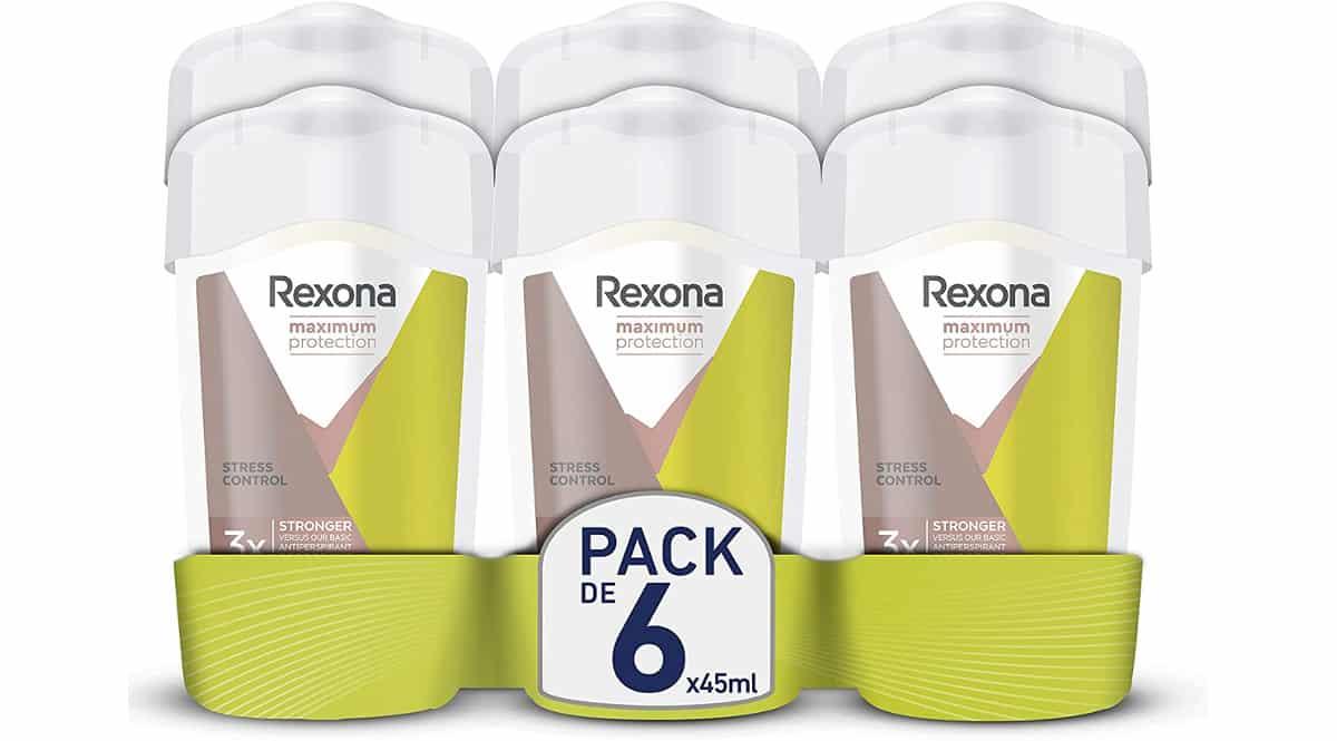 Desodorante en crema RExona Maximum Protection barato,d esodorantes de marca baratos, ofertas supermercado, chollo