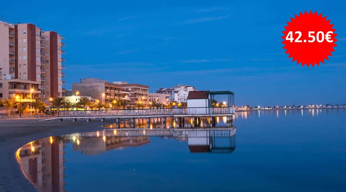 Escapada relax a Murcia, hoteles baratos, ofertas en viajes, chollo