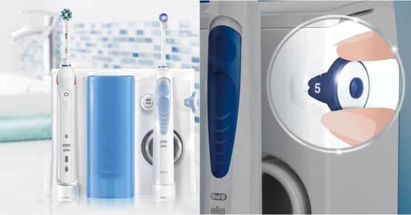 Estación de limpieza bucal Oral-B Smart 5000 barata. Ofertas en cepillos Oral-B, cepillos Oral-B baratos, chollo