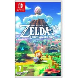Juego Zelda Link's Awakening barato, videojuegos baratos, juegos Nintendo Switch baratos