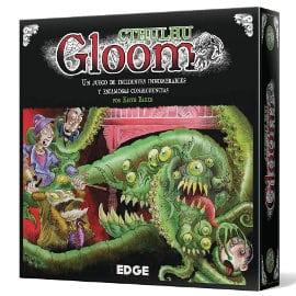 Juego de cartas Cthulhu Gloom barato, juegos baratos, ofertas para niños