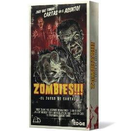 Juego de cartas Edge Entertainment Zombies barato, juegos baratos, ofertas en juguetes