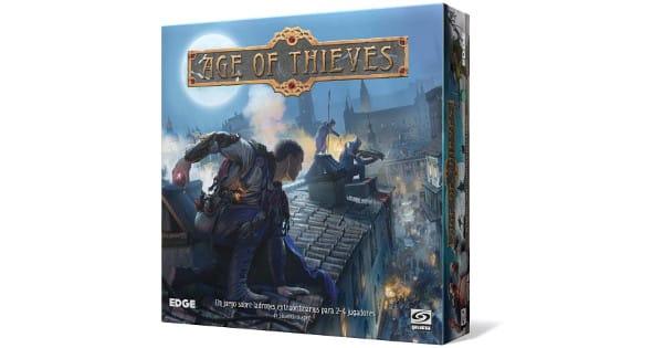 Juego de mesa Age of Thieves barato, juegos de mesa baratos, chollo