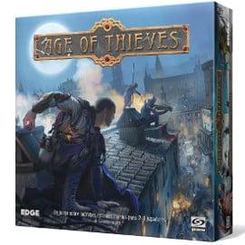 Juego de mesa Age of Thieves barato, juegos de mesa baratos