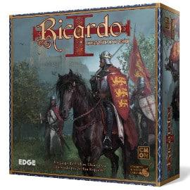 Juego de mesa Ricardo Corazón de León barato, juegos de mesa baratos