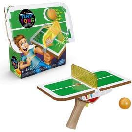 Juego infantil Tiny Pong de Hasbro barato, juguetes baratos, ofertas para niños
