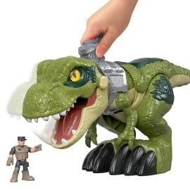 Jurassic World Tiranosaurio Megamandíbula barato, juguetes baratos
