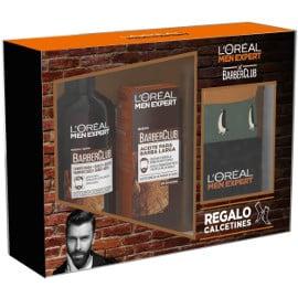 Kit Loreal Men Expert Barber Club barato, productos para barba baratos