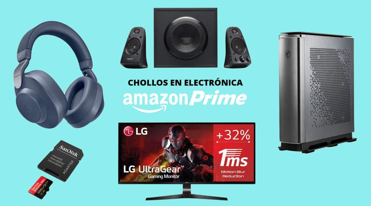 Las mejores ofertas del Amazon Prime Day en tecnología, portátiles baratos, ofertas en televisores