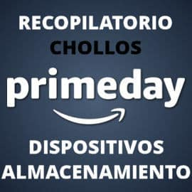 Las mejores ofertas en almacenamiento de Amazon Prime Day 2020. Ofertas en discos SSD, discos SSD baratos, tarjetas de memoria baratas, discos duros baratos