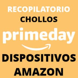 Las mejores ofertas en dispositivos Amazon del Prime Day, Amazon Echo barato, ofertas en Alexa. mini