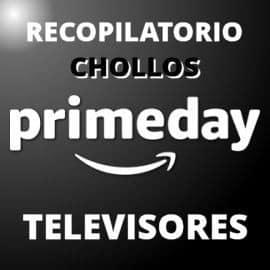 Las mejores ofertas en televisores de Amazon Prime Day 2020. Ofertas en televisores, televisores baratos