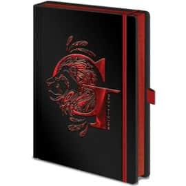 Libreta A5 Harry Potter Gryffindor Premium Notebook barata, libretas baratas