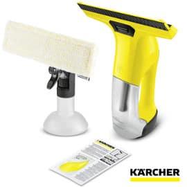Limpiador de cristales eléctrico Kärcher WV 6 Plus barato, limpiador de cristales baratos