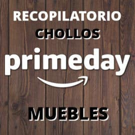 Amazon Prime Day muebles baratos