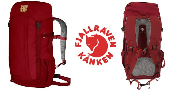 Mochila de senderismo Fjlälräven Kaipak barata, mochilas baratas, ofertas en material deportivo chollo