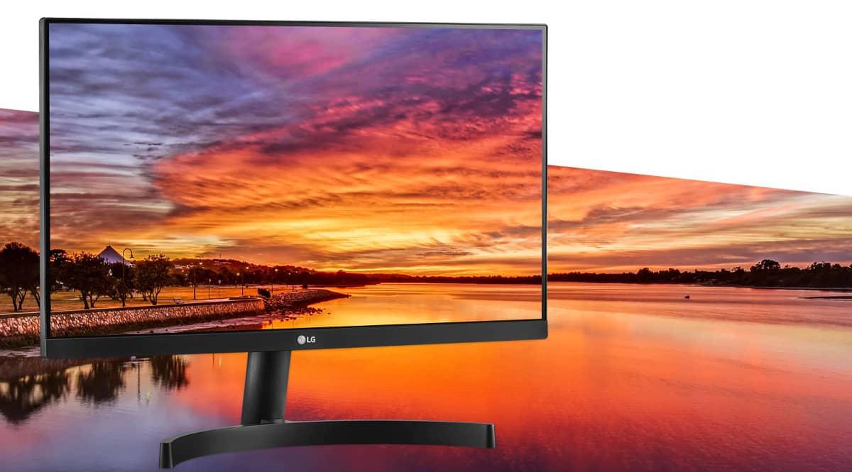 Monitor LG 24MK600M barato. Ofertas en monitores, monitores baratos, chollo