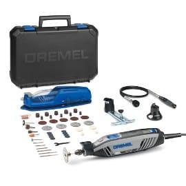 Multiherramienta Dremel 4300 con 3 complementos y 45 accesorios barata, herramientas baratas