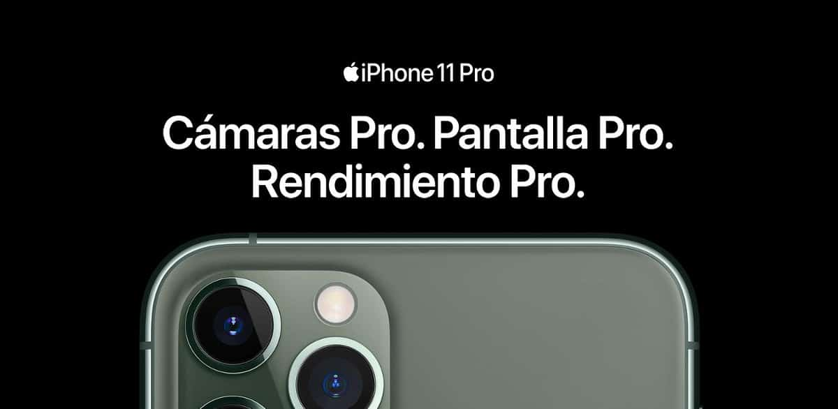 Móvil Apple iPhone 11 Pro 64GB barato. Ofertas en móviles iPhone, móviles iPhone baratos, dentro