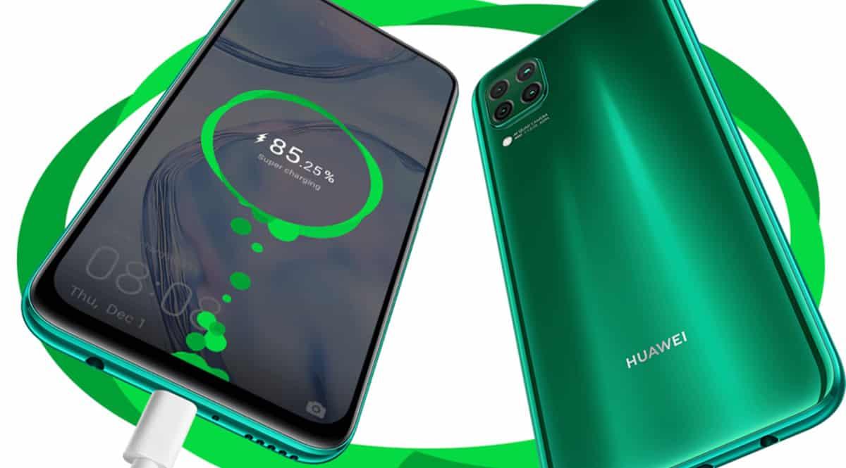 Móvil Huawei P40 Lite barato. Ofertas en móviles, móviles baratos, chollo