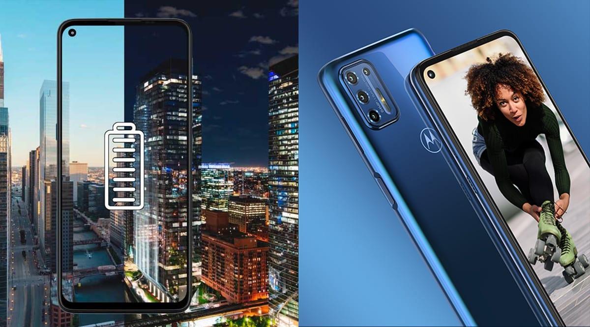 Móvil Motorola G9 Plus barato. Ofertas en móviles, móviles baratos, chollo