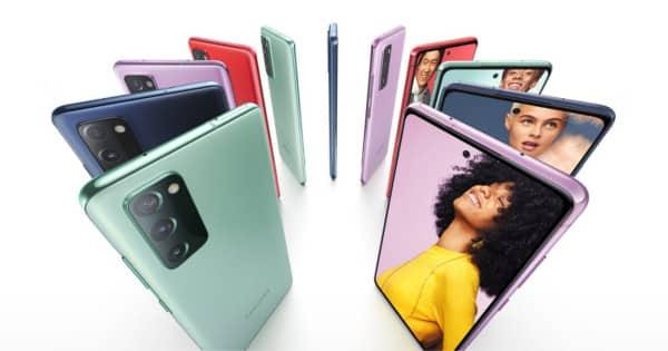 Móvil Samsung Galaxy S20 FE barato. Ofertas en móviles, móviles baratos, chollo