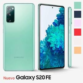 Móvil Samsung Galaxy S20 FE barato. Ofertas en móviles, móviles baratos