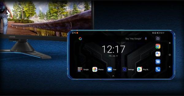 Móvil gaming Lenovo Legion Phone Duel. Ofertas en móviles, móviles baratos, chollo