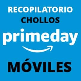 Móviles baratos en Prime Day, ofertas en móviles, chollo, mini