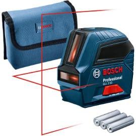 Nivel láser de líneas GLL 2-10 Bosch Professional barato, herramientas baratas