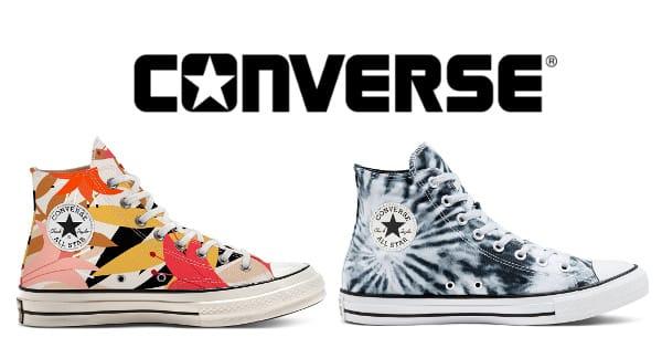 Nueva colección de Converse barata, calzado de marca barato, ofertas en zapatillas chollo