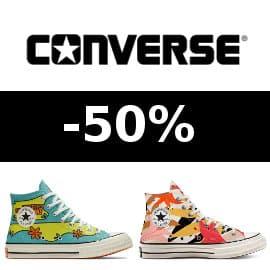 Nueva colección de Converse barata, calzado de marca barato, ofertas en zapatillas