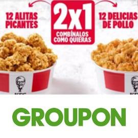 Oferta KFC en Groupon