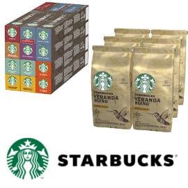 Ofertas Prime Day en café Starbucks, café en grano y en cápsulas barato, ofertas supermercado