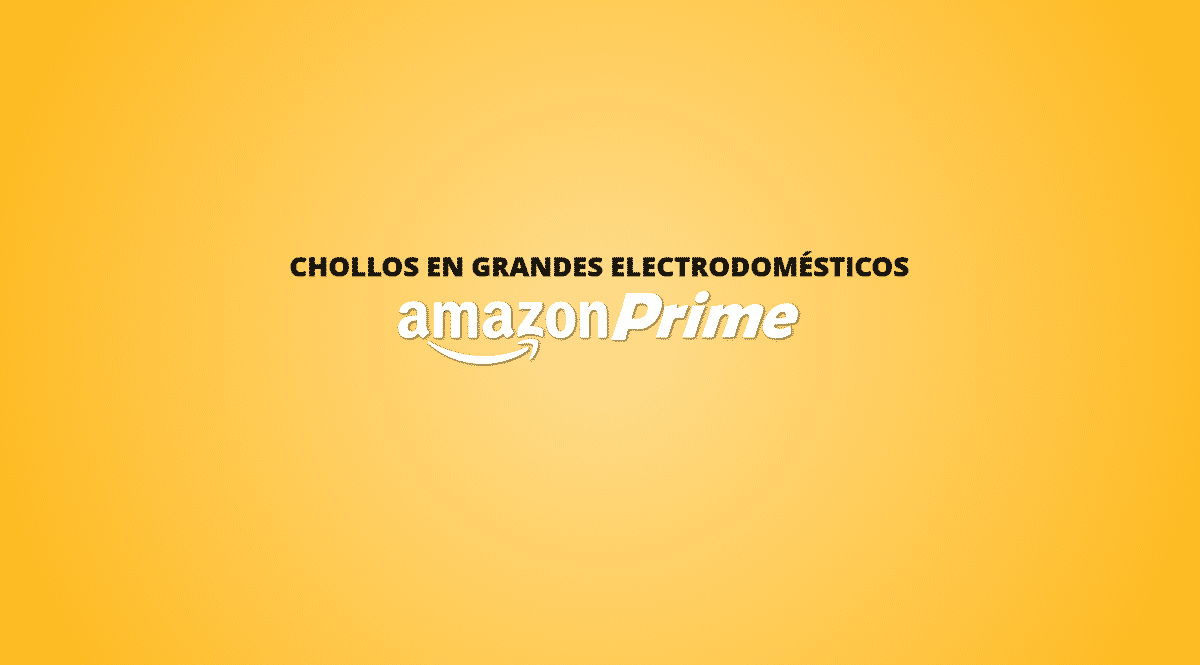 Ofertas Prime Day en grandes electrodomésticos