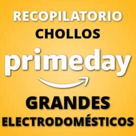 Ofertas Prime Day en gran electrodoméstico, frigorificos, lavadoras, lavavajillas baratos, ofertas para casa