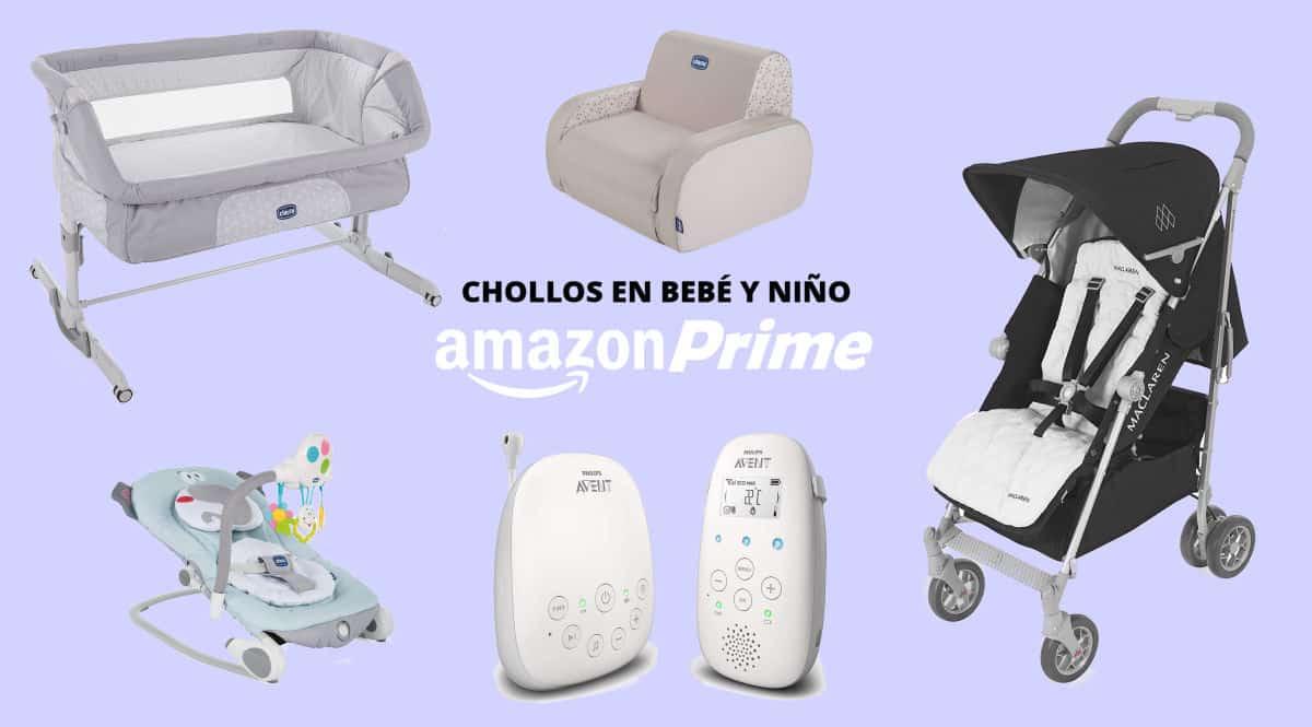 Ofertas del Prime Day en bebé, niño y juguetes, Prime Day bebés, Prime Day juguetes