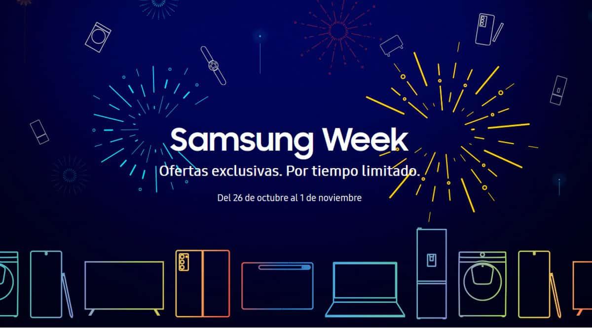 Ofertas en la Samsung Week, chollo