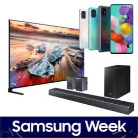 Ofertas en la Samsung Week