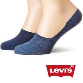 Pack de 2 pares de calcetines Levi's 168sf Low Rise baratos, calcetines baratos, ofertas en ropa interior de marca