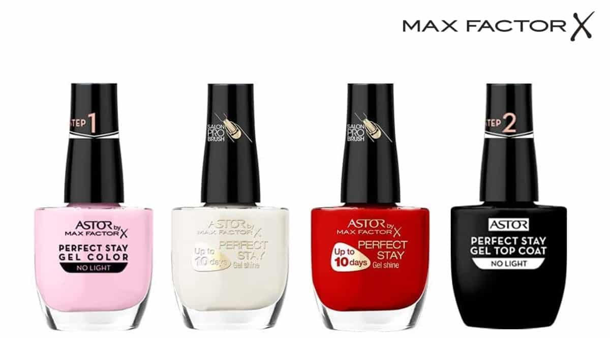 Pack de uñas Max Factor Perfect Stay barato, lacas de uñas baratas, ofertas belleza, chollo