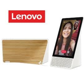 Pantalla Inteligente con Google Assistant Lenovo Smart Display 10 pulgadas barata, pantallas inteligentes barata