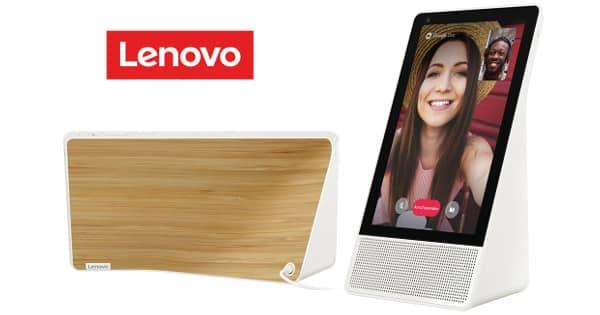 Pantalla Inteligente con Google Assistant Lenovo Smart Display 10 pulgadas barata, pantallas inteligentes baratas, chollo