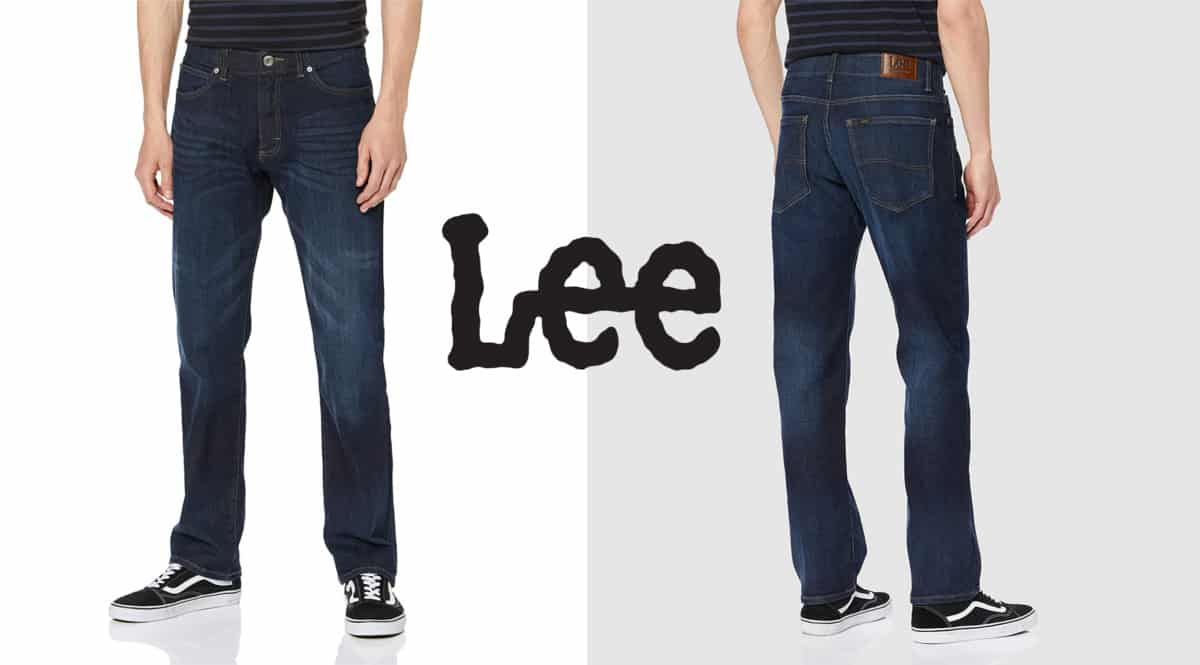 Pantalones vaqueros Lee XM Straight Fit baratos. Ofertas en pantalones, pantalones baratos, chollo